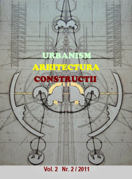 Urbanism. Architecture. Constructions, vol. 2, issue no. 2