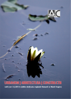 Urbanism. Architecture. Constructions, vol. 5, issue no. 3