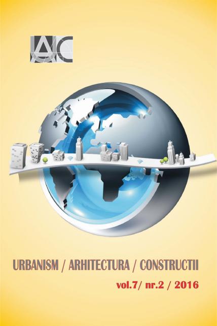 Urbanism Arhitecturu00 U00 Construccu00 Ii Vol 7 Nr 2