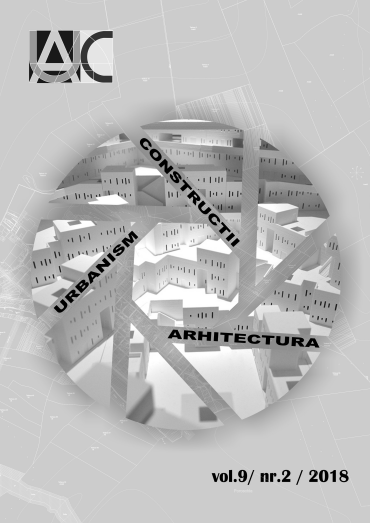 Urbanism. Architecture. Constructions, vol. 9, issue no. 2